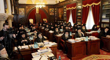 Sfântul Sinod al Bisericii Ortodoxe Române a ales noi episcopi