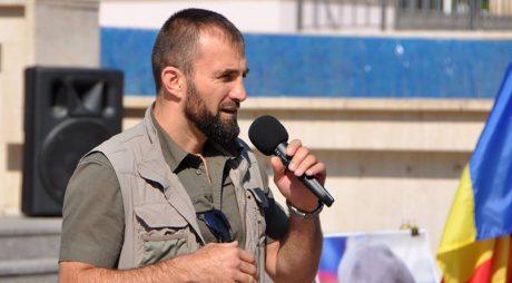 Velu Adrian Călușer, primul candidat înscris în cursă