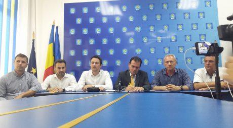 """Ludovic Orban: """"Vrem să recâștigăm județul Hunedoara"""""""