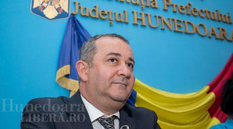 Subprefectul județului Hunedoara a demisionat!