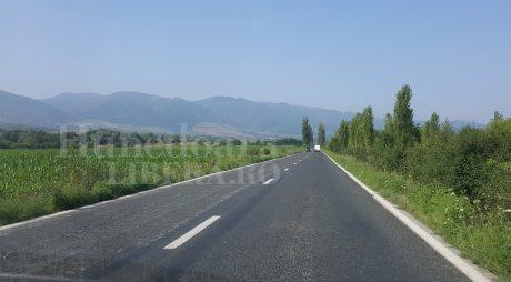 ACCIDENT GRAV pe șoseaua Hațeg-Caransebeș