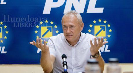 """Lucian Heiuș: """"Dorin Gligor nu s-a regăsit în PNL după fuziune!"""""""