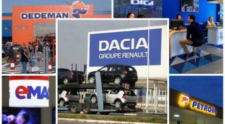 Clasament: Care este cel mai valoros brand din România