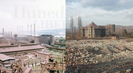 Ce s-a ales de industria Hunedoarei