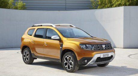 Dacia DUSTER, vânzări de 3 miliarde de euro în 2017