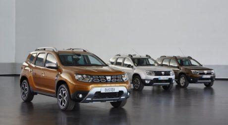 Peste 500 de SUV-uri DUSTER rechemate în service
