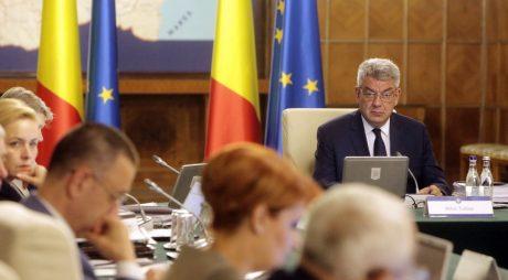Proiectul legii bugetului de stat va fi transmis Parlamentului în luna noiembrie