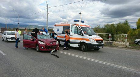 NEWS ALERT: Pieton spulberat pe șoseaua Deva-Hunedoara