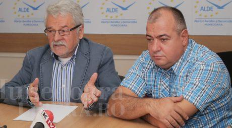 Cine îl înlocuiește pe Moloț în fruntea ALDE Hunedoara