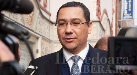 Ce spune Ponta despre candidatul la Primăria Deva al formațiunii sale