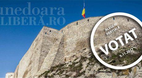 BEC: 7 candidaturi acceptate la Deva
