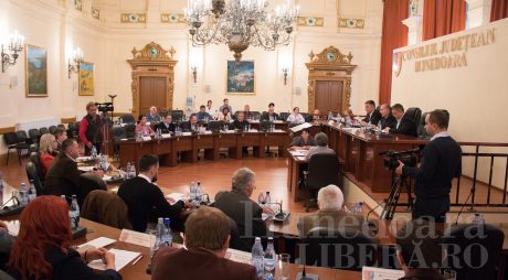 PNL s-a răzgândit și a votat Bugetul județului
