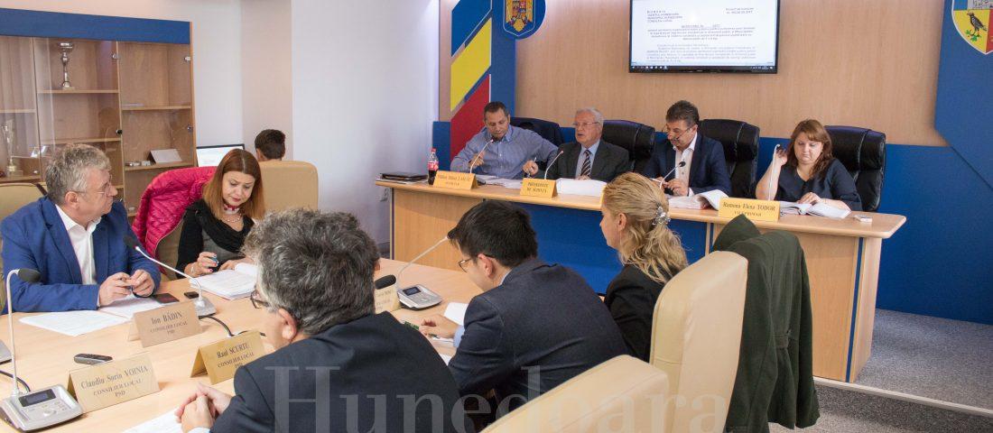 Hunedoara: Împrumut de 80 de milioane de lei