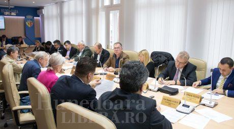 Consiliul Local Hunedoara, convocat în ședință