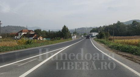 Situația lucrărilor de întreținere și reparații la drumurile județene