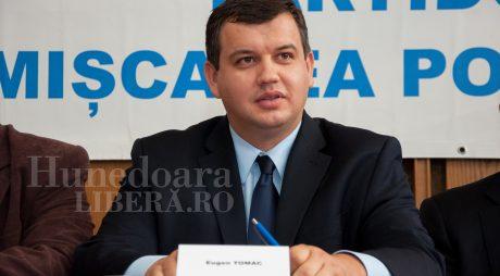 E. Tomac: PNL, USR şi ALDE susţin revenirea la alegerea primarului în două tururi