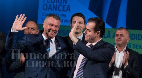 Florin Oancea. A insistat și a câștigat mandatul de primar al Devei