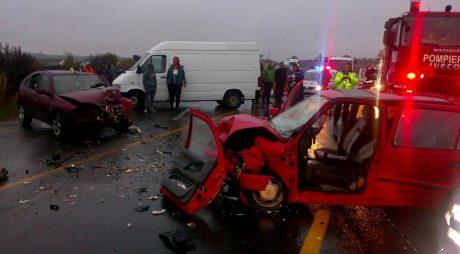 Breaking News: Accident MORTAL la ieșirea din Orăștie