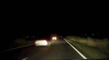 Imagini de INFARCT! Așa se conduce în România – VIDEO