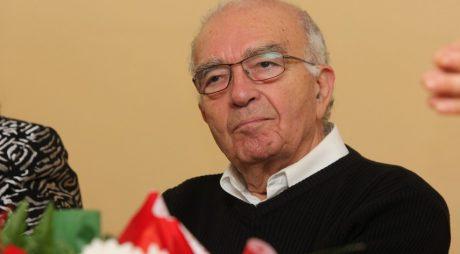 Deva. Întâlnire cu publicistul și scriitorul Vartan Arachelian