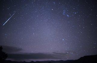 PLOAIA de METEORI ORIONIDE, în această seară pe cer. Fenomen spectaculos