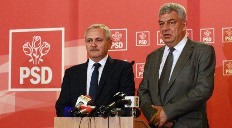 Mihai Tudose și Liviu Dragnea, joi la Deva