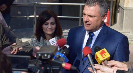 Candidatul PNL, Florin Oancea, s-a înscris oficial în competiția electorală