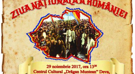 Ziua Națională, sărbătorită de Biblioteca Județeană