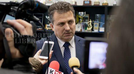 Ovidiu Gabriel Bîrlea, noul șef al IPJ Hunedoara