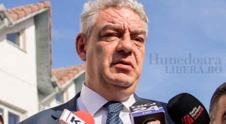 Proiectele lui Petru Mărginean, sprijinite de Premier