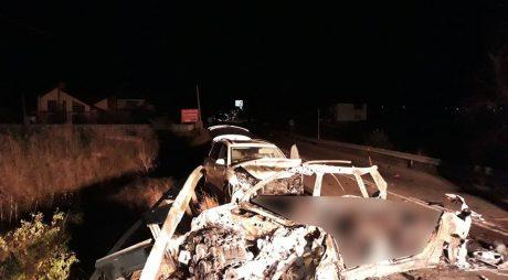 Breaking News: Cinci oameni au ars de vii în urma unui accident îngrozitor