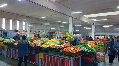 Noile tarife în piețele din Hunedoara