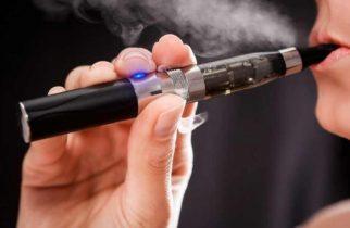 Vaporii țigărilor electronice încetinesc frecvența cardiacă