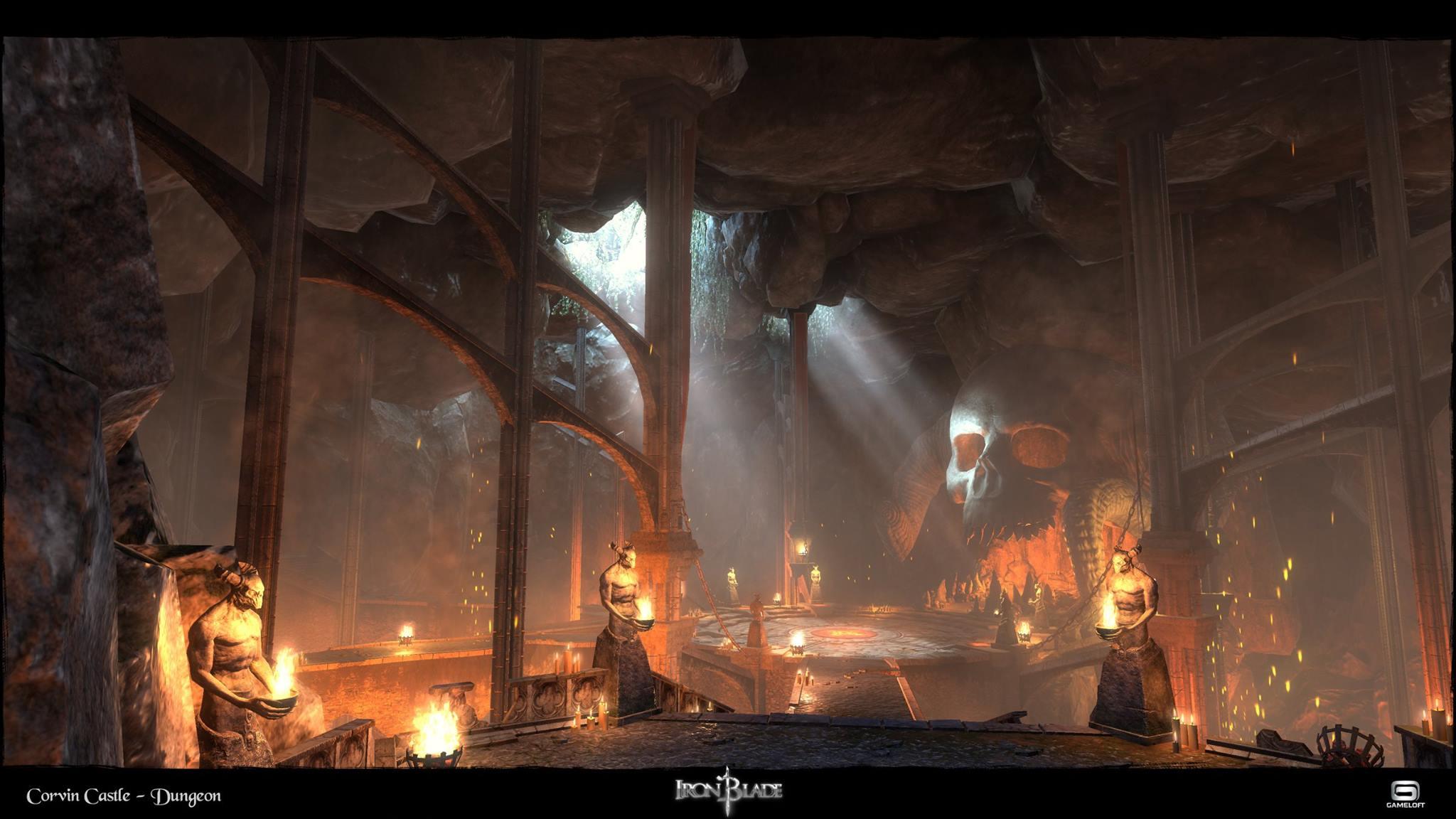 castel hunedoara joc video (2)