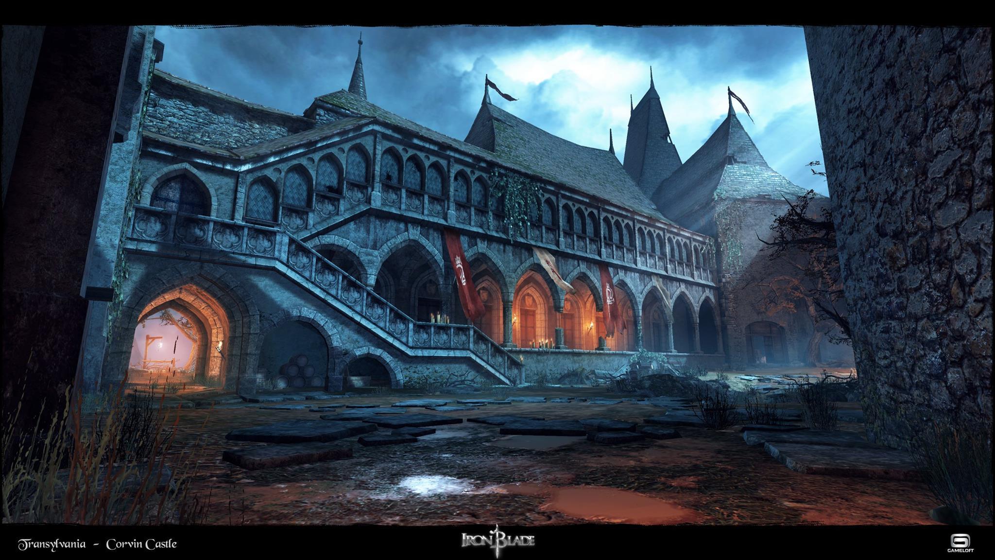 castel hunedoara joc video (3)