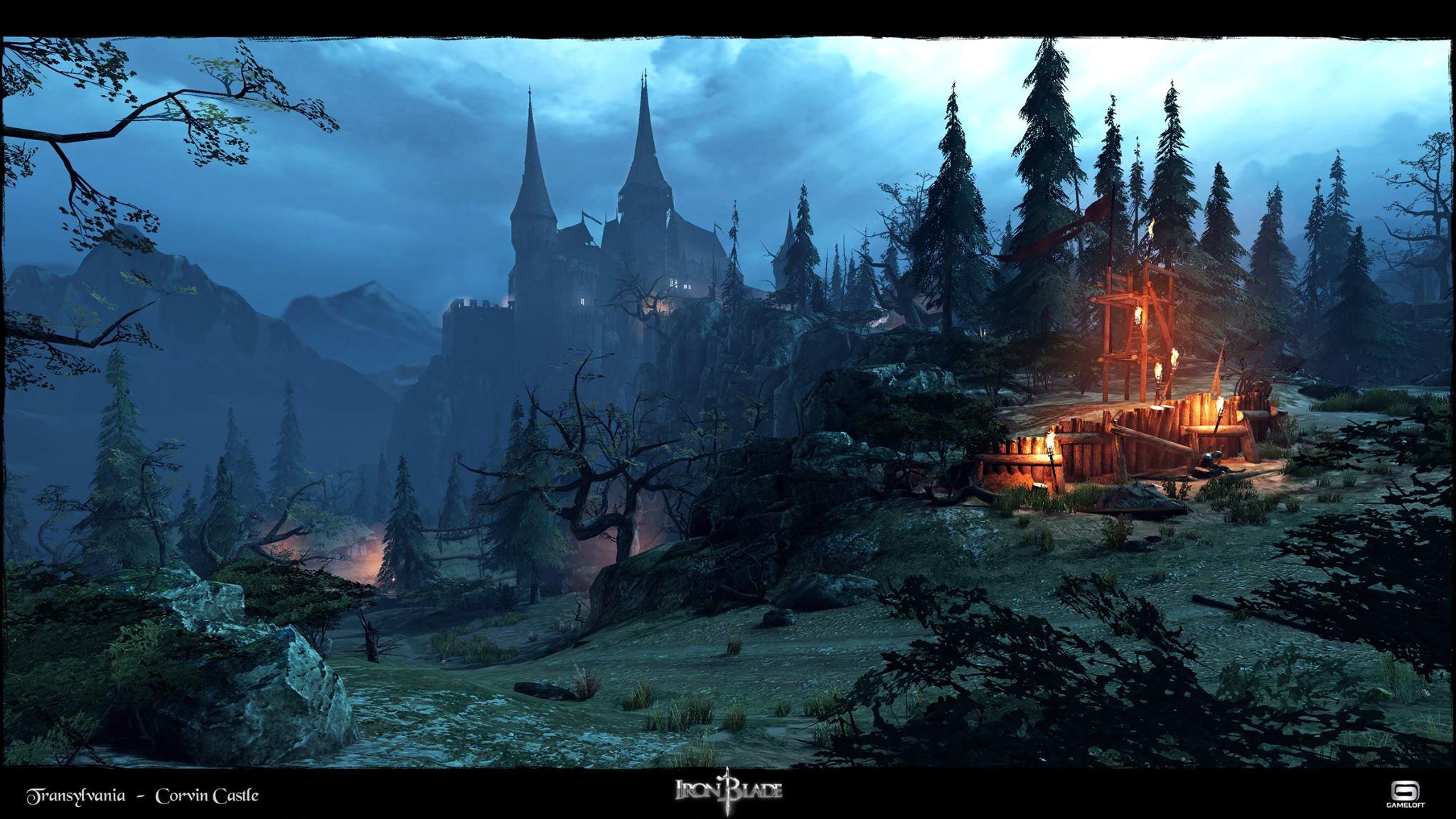 castel hunedoara joc video (6)