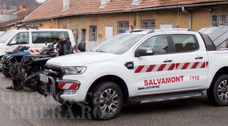 Dotări moderne la Serviciul Salvamont Hunedoara (foto)