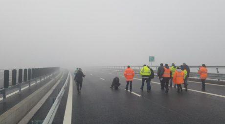 Ce au descoperit inspectorii pe lotul autostrăzii Sebeş-Turda