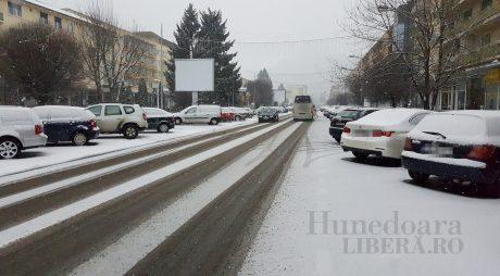 COD GALBEN de vreme rea în județul Hunedoara