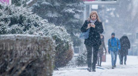 Prognoza meteo până în 4 februarie