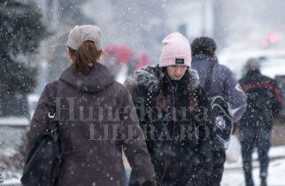 VREMEA până în 21 decembrie. Perioadele cu ninsori și temperaturile maxime. Prognoza meteo pe următoarele 4 săptămâni