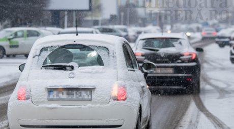 ALERTĂ METEO: Se întorc ninsorile și viscolul