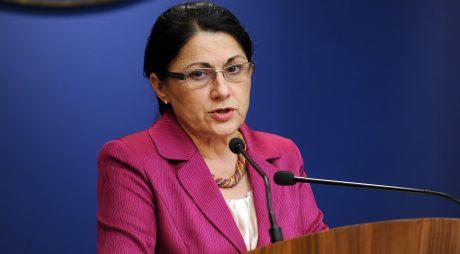 Ecaterina Andronescu, posibil ministru al Educației