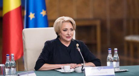 V. Dăncilă: Nu ieşim de la guvernare; nu îmi voi da demisia