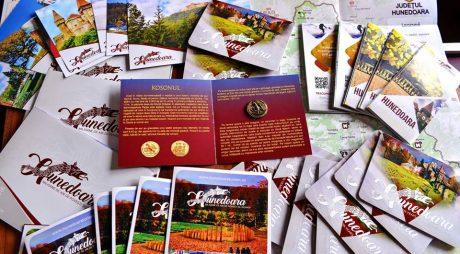 Județul Hunedoara, prezent la o nouă ediție a Târgului de Turism al României!