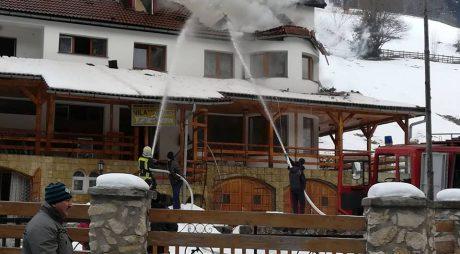 Pompieri la datorie și în timpul liber