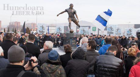 Michael Klein, comemorat la Hunedoara