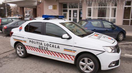 Deva: Amenzi de peste 56.000 de lei aplicate de polițiștii locali