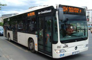 Autobuze la mâna a doua pentru un mare oraș din Banat
