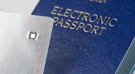 Termen de valabilitate extins pentru pașapoartele electronice simple